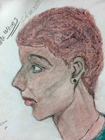 aC/Summary: Recent drawing by serial killer Samuel Little based on memories of his murder victims. Unmatched confession; black female; killed in 1982 in New Orleans, Louisiana.