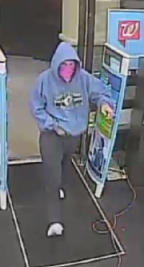 Walgreens Robbery 9/25/18