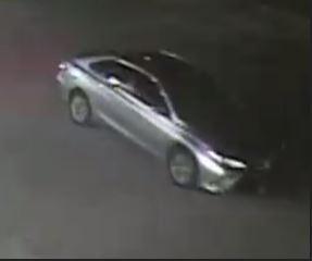 Miami Walgreens Robbery Vehicle