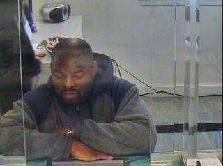 Baltimore Bank Robber Dominic Walker