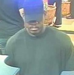 Suspect who is believed to be responsible for three bank robberies and an attempted bank robbery in the Falls Church section of Fairfax County, Virginia. The incidents occurred between June and August 2014 at various banks along the Leesburg Pike corridor.