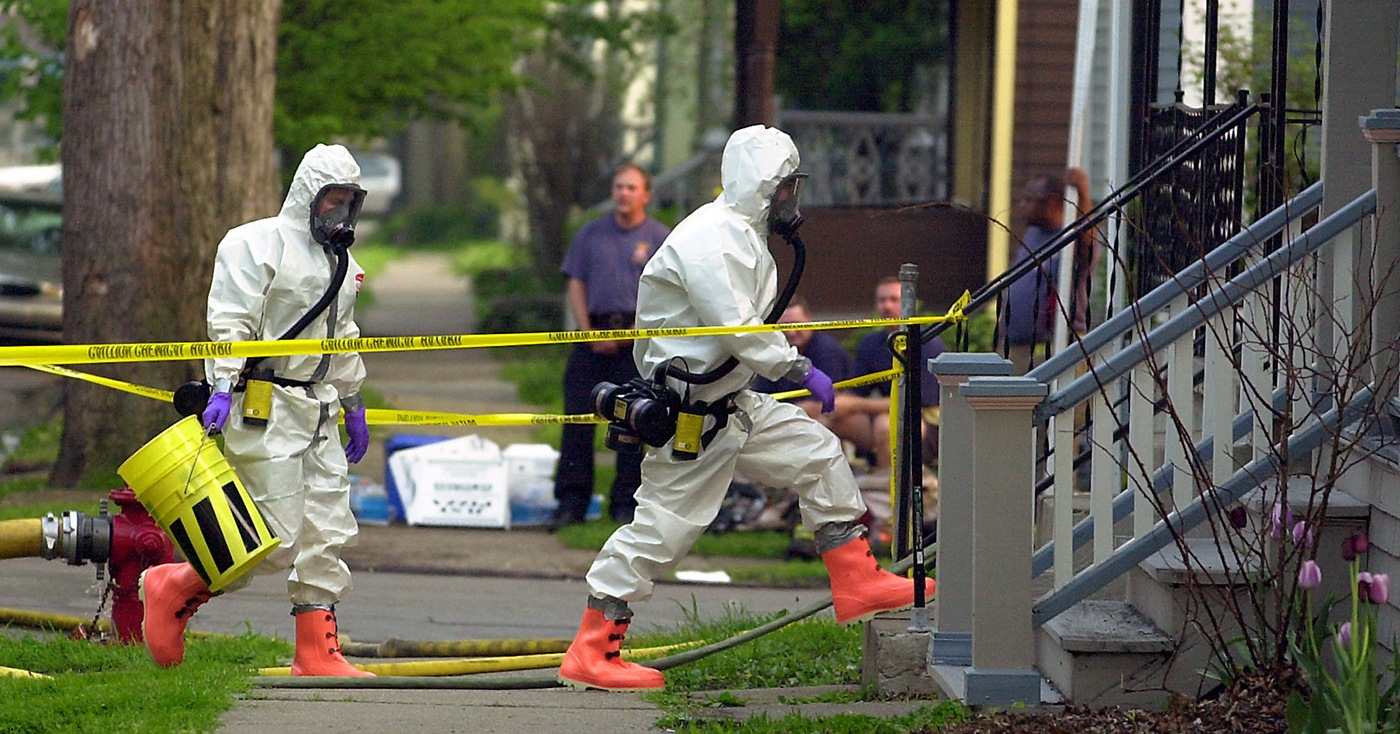 chemical and radiological hazards preparedness essay Work to understand chemical hazards  als advanced life support cbrn chemical, biological, radiological, and nuclear we will write a custom essay.