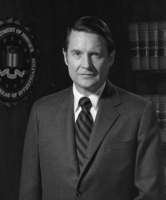 FBI Director William H. Webster