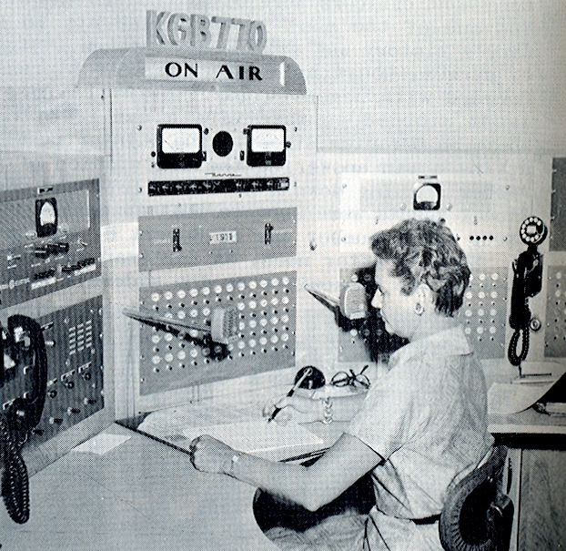Washington Field Office Radio Operator