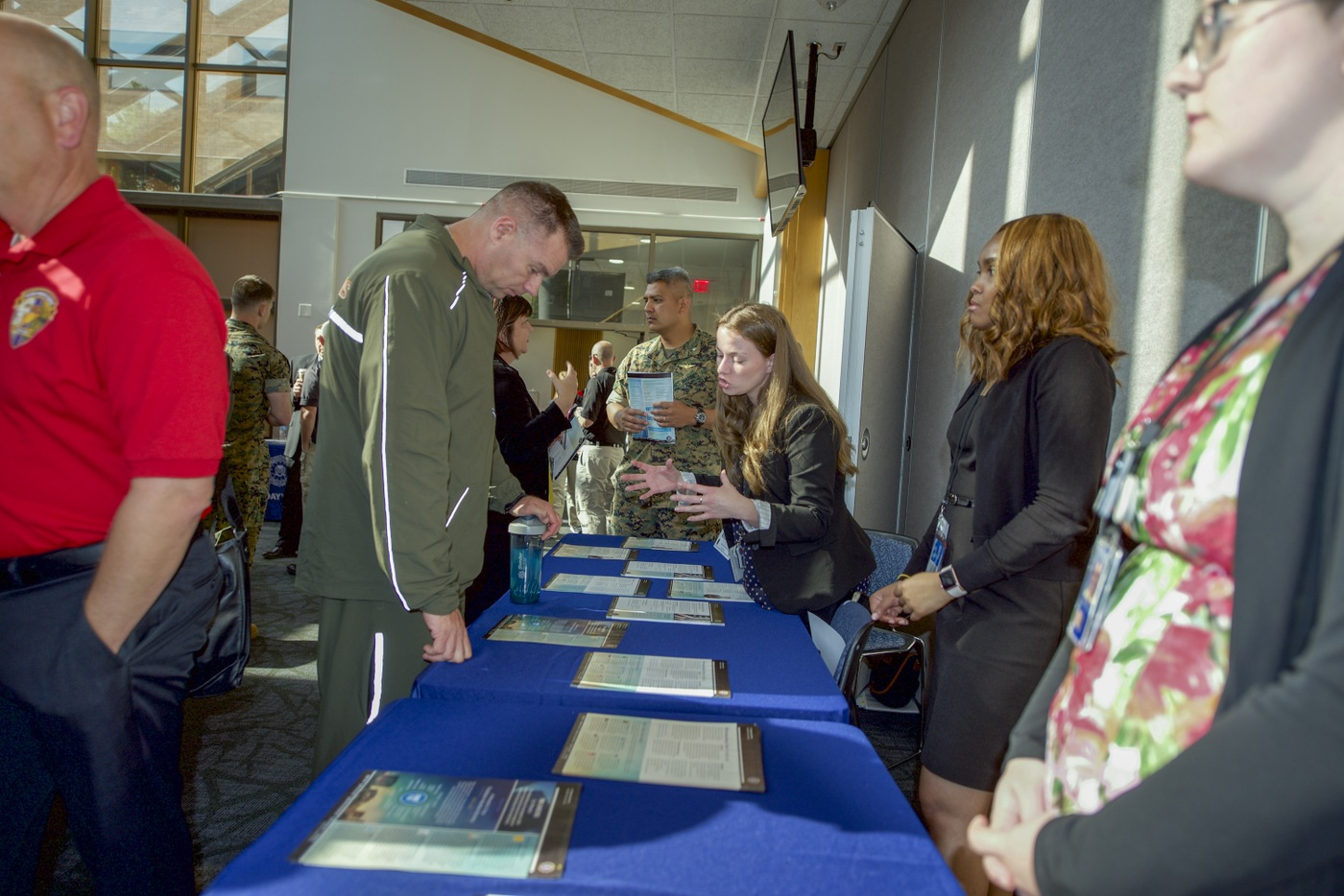 Wounded Warrior Regiment Event: Career Fair