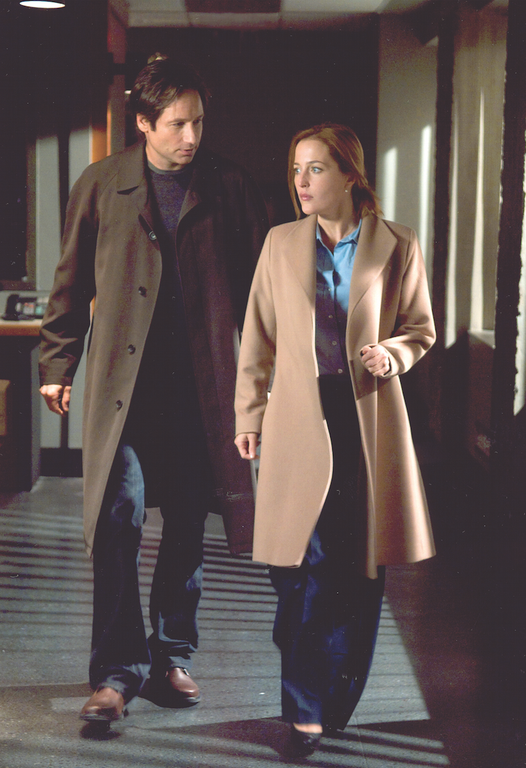 Stars of the X-Files TV Show
