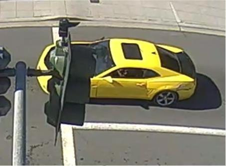 Yellow Camaro 2