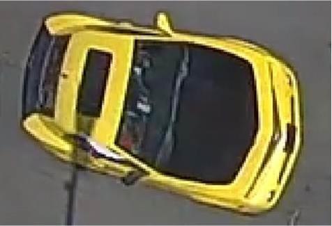 Yellow Camaro 3