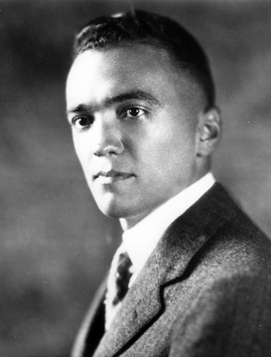 Director J. Edgar Hoover in the mid-1920s.