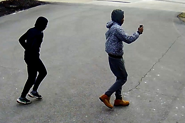 Carjacking Suspects 2