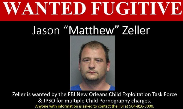 Fugitive Sex Offender