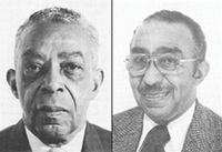 Early African-American Agents