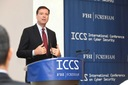 FBI Director Speaks at Cyber Security Gathering