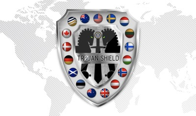 Operation Trojan Shield