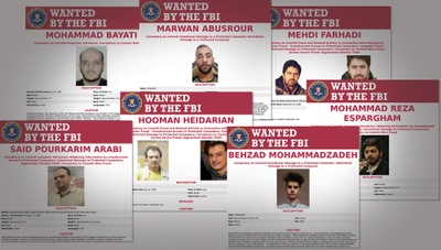 Iran at Center of Cyber Crime Charges in Three Cases
