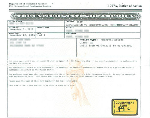 What Is I 797 Form - Www imagez co