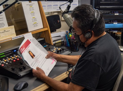 Navajo-Language Posters Aim to Reach Critical Audience