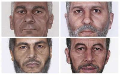 New Images Released in 1986 Hijacking Case