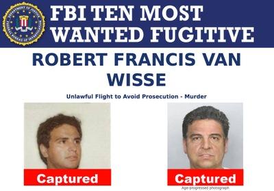 New Top Ten Fugitive: Help Us Capture a Murderer
