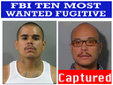 New Top Ten Fugitives