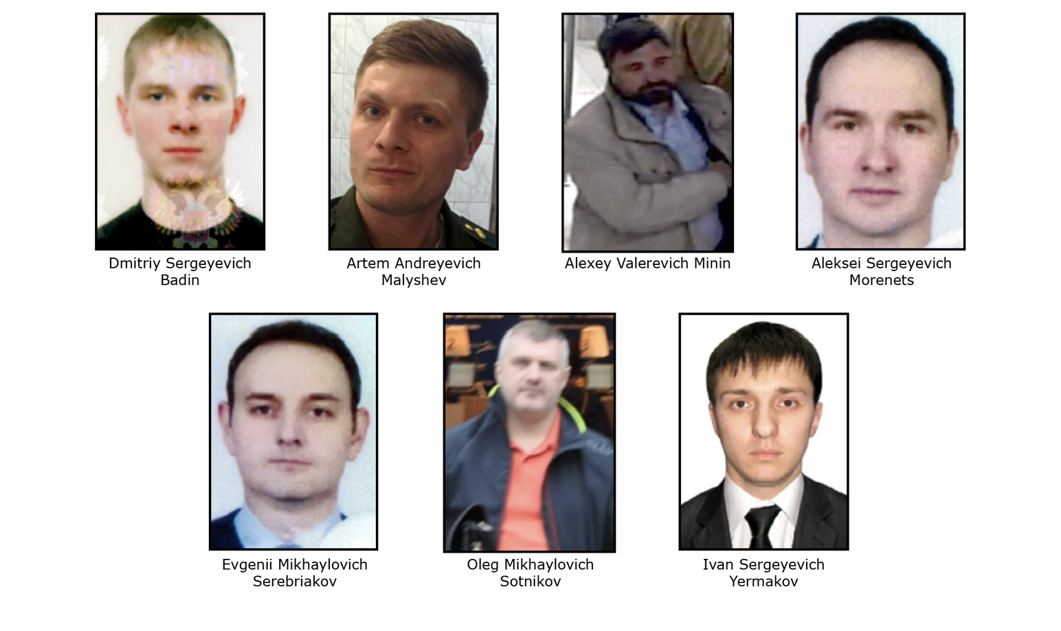 Russian Hackers Indicted — FBI