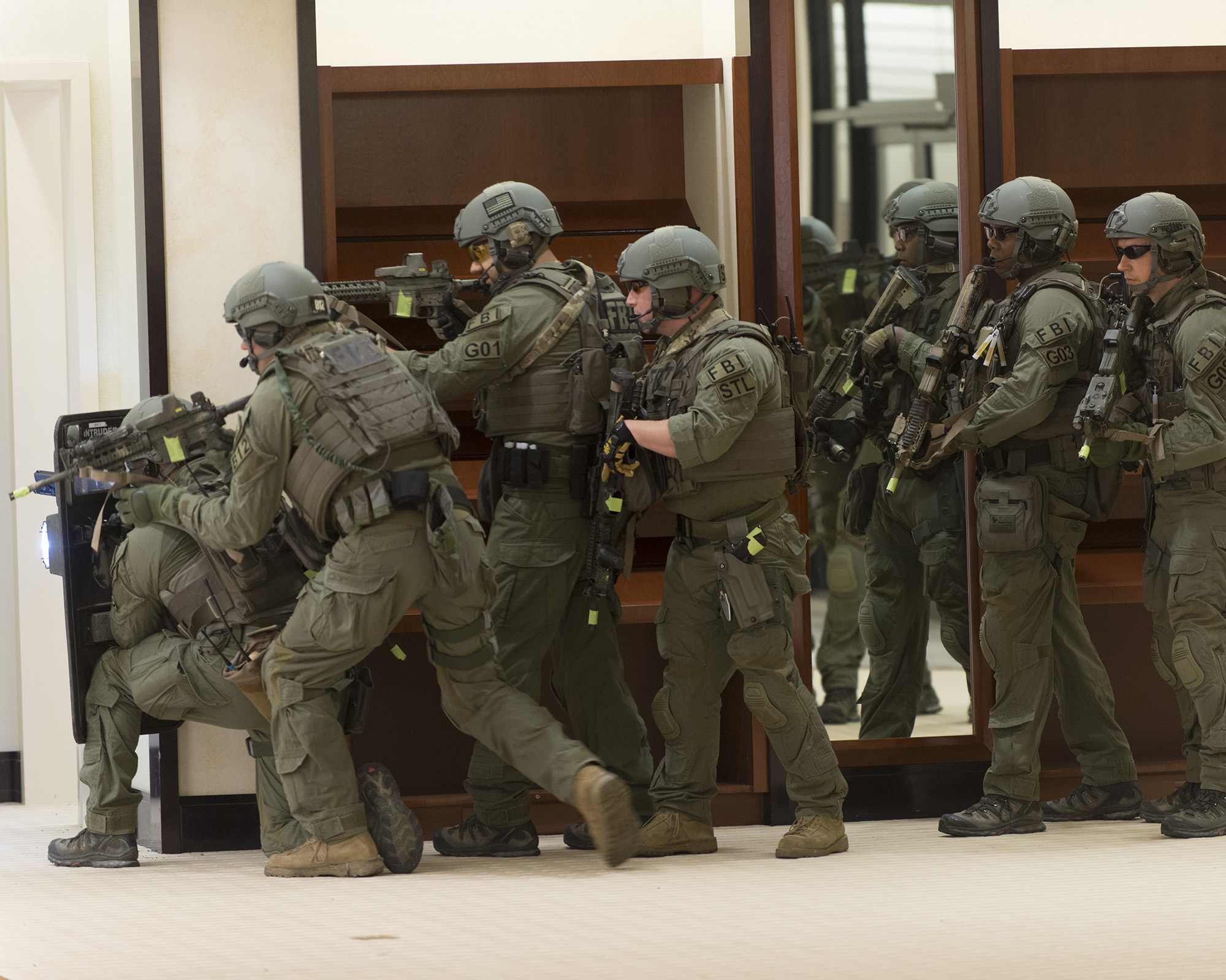 Security Jobs In Dallas >> Terrorist Incident Response Training — FBI