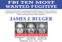 Top Ten Fugitive James aWhiteya Bulger Arrested