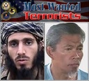 Two Most Wanted Terrorists Named