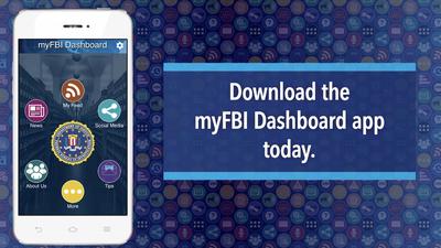 myFBI Dashboard App Demo Video