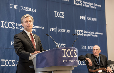 FBI Director Wray Speaks at Cyber Security Conference