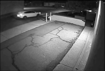 Albuquerque - Arson Video (11-23-2016)