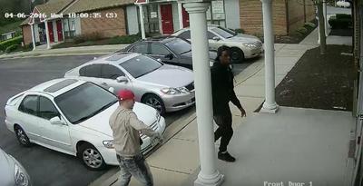 FBI Seeking Information on Armed Robbers of Gun Shop
