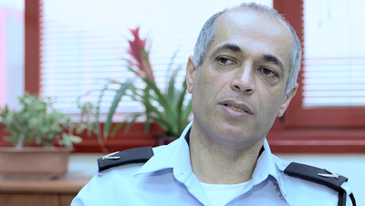 Israel National Police General Describes Partnership with FBI