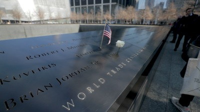 FBI Agents and Analysts Tour 9/11 Memorial & Museum