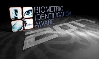 2017 Biometric Identification Award