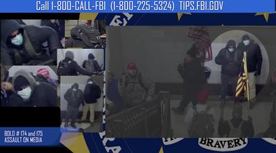 Capitol Violence: AOM #174 and #175