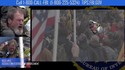 Capitol Violence: AFO #113