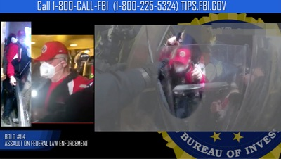 Capitol Violence: AFO #114