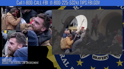 Capitol Violence: AFO #132