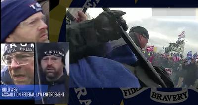 Capitol Violence: AFO #371