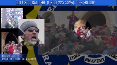 Capitol Violence: AFO #91