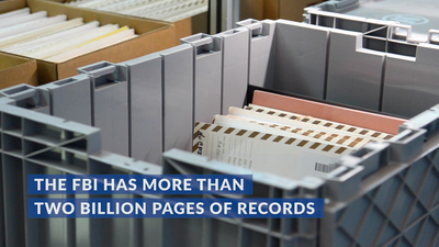 Central Records Complex Opens to House FBI Files