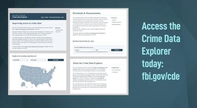 FBI Crime Data Explorer