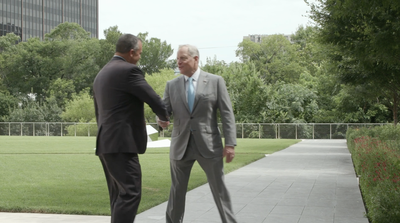 FBI Dallas and Ross Perot Jr. Describe Cybersecurity Partnership (Extended)