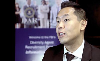 Agent Tam Dao Describes Joining FBI