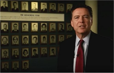 Director Comey Honors Law Enforcement Officers in National Police Week Message