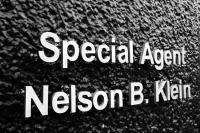 FBI Cincinnati Remembers Special Agent Nelson B. Klein