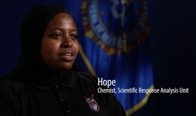 FBI Diversity: Hope's Story