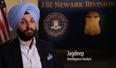 FBI Diversity: Jagdeep's Story
