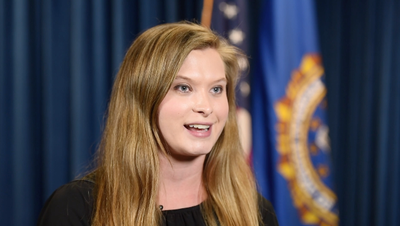 FBI Honors Intern Profile: Mary Katelyn, Office of Public Affairs